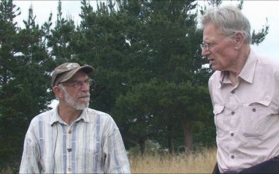 Bruce Davison explains why he uses compost tea on his farm. Part 4 of 5