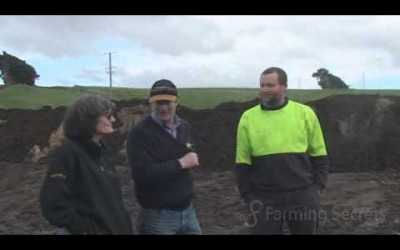 Camperdown Dairy farmers get great results from Compost Part 4 of 4