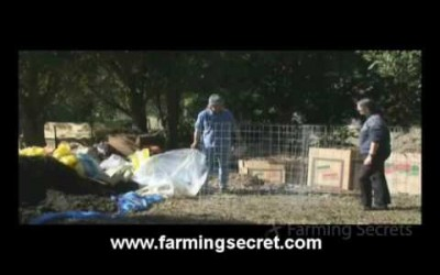 "Farming Secrets presents: Dr. Elaine Ingham ""How to make organic compost"" part 4 of 4"