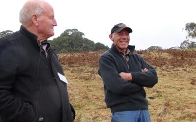 Latest interview with Peter Andrews about Natural Sequence Farming