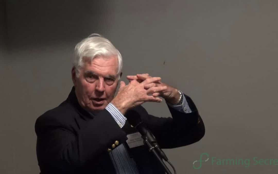Three Things that will Change the Whole Philosophy of How We Look at Managing Our Landscapes. Michael Jeffery
