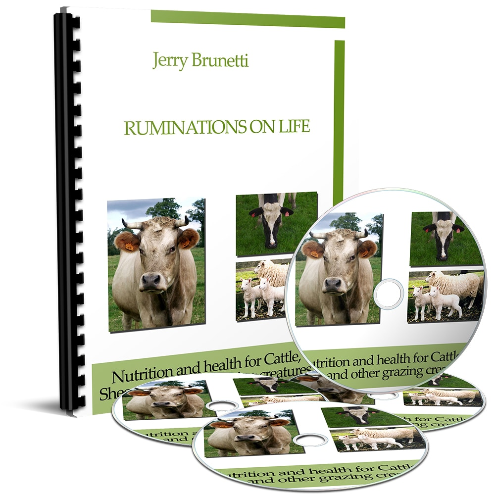 Livestock Nutrition and Biodiversity on the Farm
