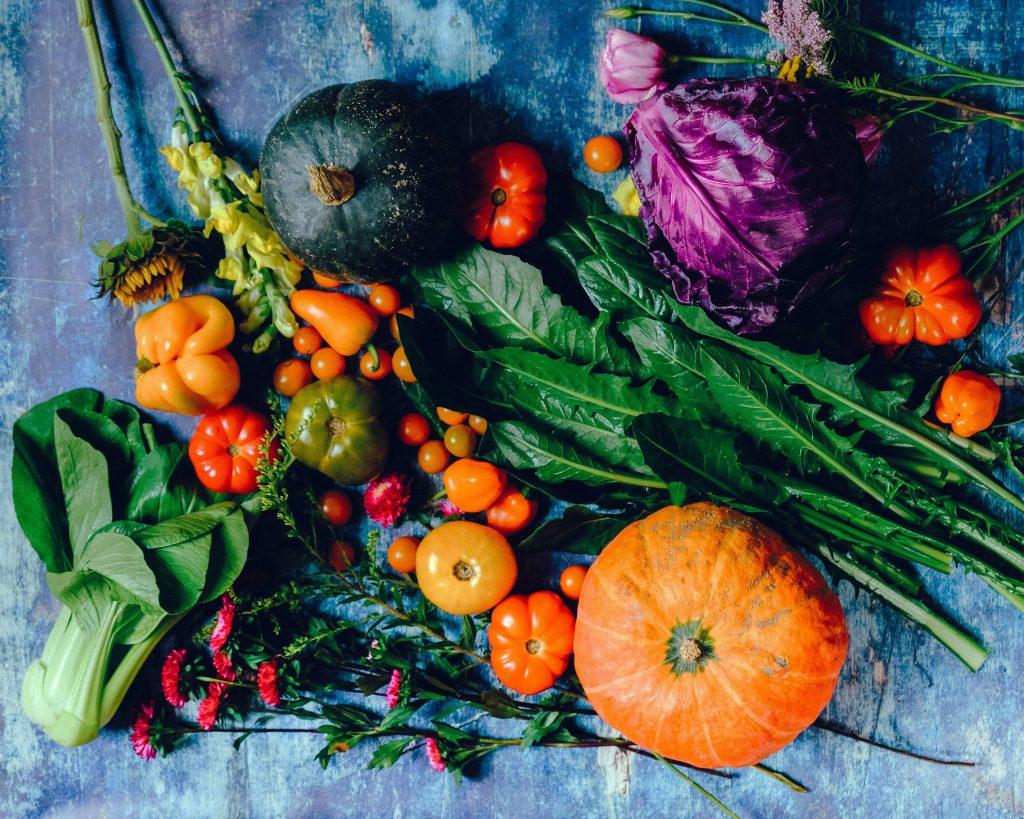 organic farm marketing